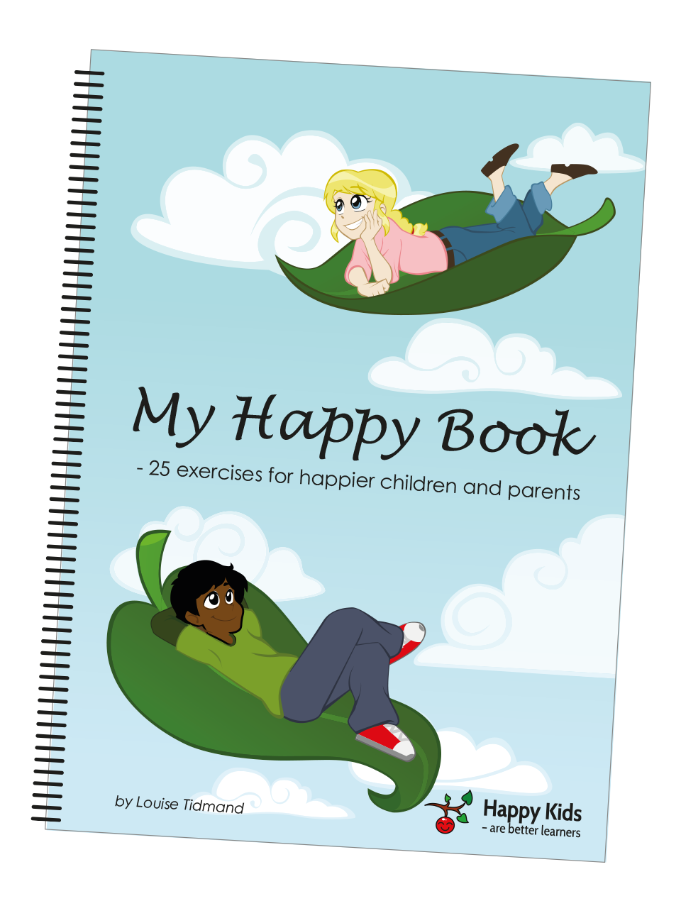 My Happy Book - 35 exercises for happier children and parents